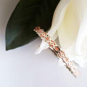 Kendra Scott Mollie Bangle Bracelet 14K Gold